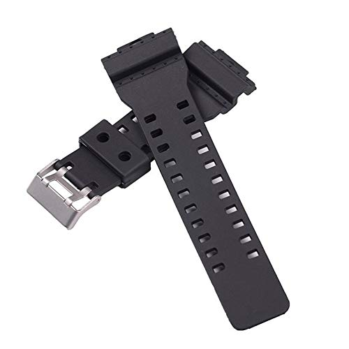 DLMZY Electronic Sports Products Watch with G - Vibration Resin Rubber Strap GD120GA-100GA-110GA-100C Strap Strap G Strap by DLMZY (Image #3)