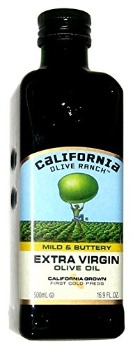 - California Olive Ranch Mild and Buttery Extra Virgin Olive Oil,16.9 Oz