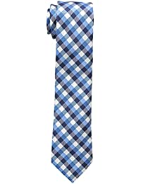 Big Boys Check Plaid Tie