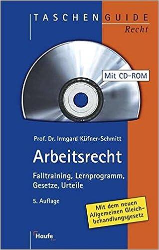 Arbeitsrecht Falltraining Lernprogramm Gesetze Urteile M Cd