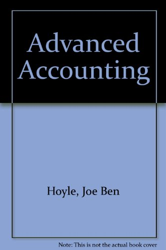 advanced accounting essay Essays of advanced accounting : the best documents available only on docsity view and download it now.