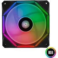 Ventoinha Pichau Gaming Wave 120rgb Led Rgb, Pgw120-rgb