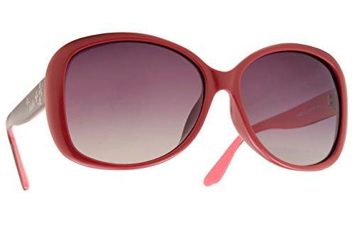 KALLA Asian Fit Polarized Sunglasses - - Fit Sunglasses Womens Asian