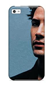 Iphone 5c Cover Case - Eco-friendly Packaging(keanu Reeves )