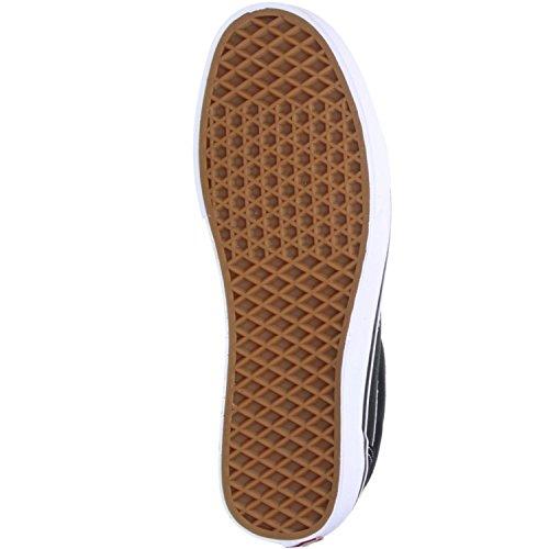 homme Noir mode vd5i6bt Suede Sk8 Hi Baskets Blanc Vans wxnYqvORY