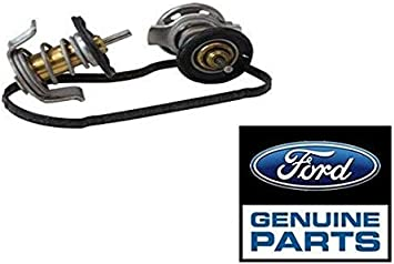 3383 08-10 6.4L OEM Ford Powerstroke Thermostat Kit 8C3Z-8575-D RT-1212