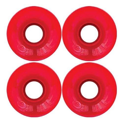 摂氏度首尾一貫した滑りやすいOJ IIi Hot Juice Mini 78a 55mm Solid Red by JoJo