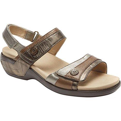[アラヴォン] レディース サンダル Katherine Adjustable Strap Sandal [並行輸入品] B07DHM7872 7-2E_Extra_Wide