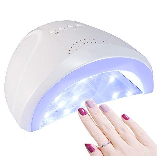 Nail Dryer 48W-24W LED/UV Gel Polish Nail Curing Lamp