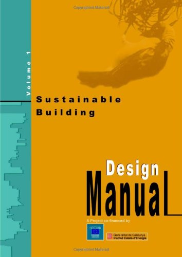 Sustainable Building - Design Manual: Policy and Regulatory Mechanisms PDF