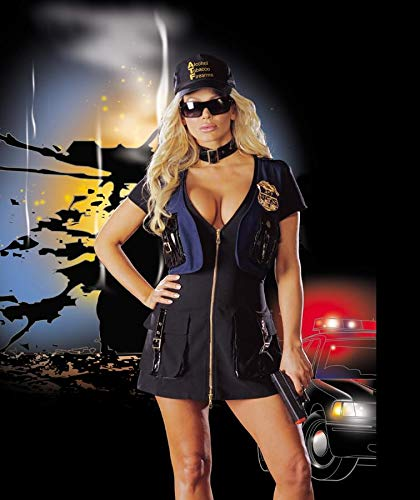 S Dreamgirl Sexy Ann Munition Adult Costume Small