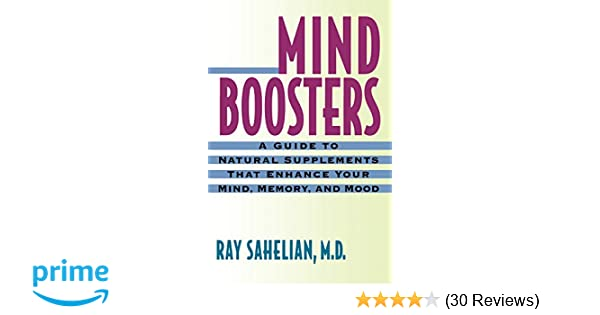 Mind Boosters: A Guide to Natural Supplements That Enhance