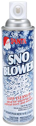 Chase 499-0523 Snow Blower Aerosol Spray, (Evergreen Branches)
