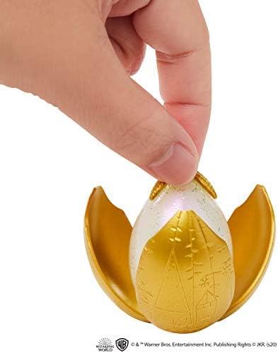 Harry Potter GKT97 - Trimagisches Turnier Harry Potter Puppe mit Zauberstab und goldenem Ei, Spielzeug ab 6 Jahren