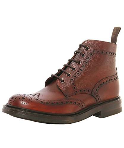 loake-mens-grain-leather-bedale-brogue-boots-uk-8-mahogany