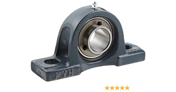 "FYH brand UCP206-20 two bolt flange mount 1-1//4/"" pillow block bearings UCP 206"