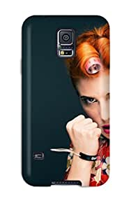 Ideal ZippyDoritEduard Case Cover For Galaxy S5(hayley Williams), Protective Stylish Case