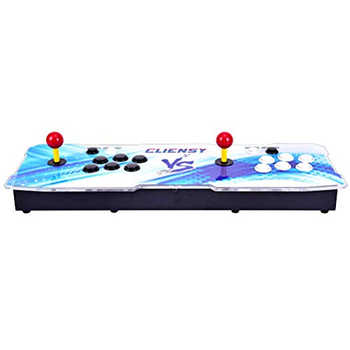 CLIENSY Arcade Video Game Console, 2119 in 1 Full HD 3D & 2D Games Pandora's Box 7 2 Players Retro Games Controls, Support HDMI/VGA/USB Output by CLIENSY (Image #2)