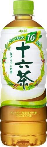 アサヒ 十六茶 (VD用) 600ml ペットボトル 48本 (24本入×2 まとめ買い)