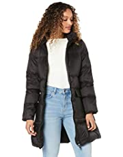 A|X Armani Exchange Women's Armani Exchange Long Puffer Jacket