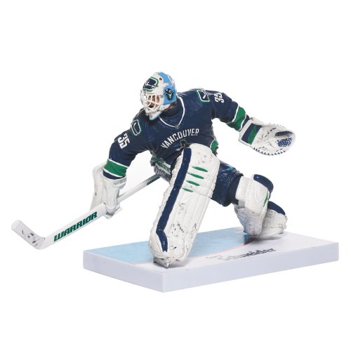 McFarlane Toys NHL Series 33 Cory Schneider Vancouver Canucks Action Figure ()