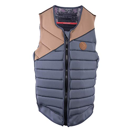 Hyperlite 2019 NCGA Wishbone Impact Jacket Vest for Ski Wakeboard Wakesurf Size L