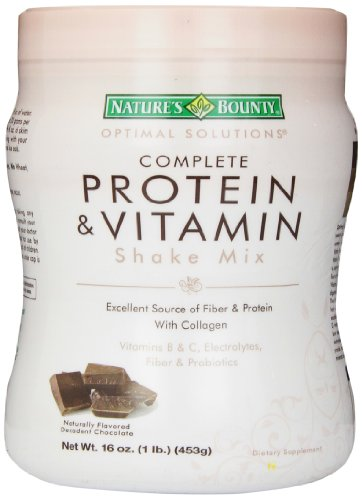 Bounty Protein Nature Mix shake,