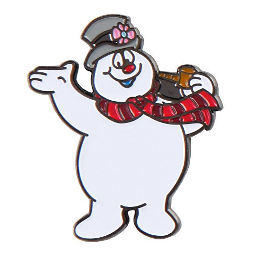 Frosty the Snowman Enamel Pin