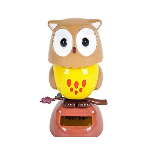 4'' Solar Owl by Bargain World