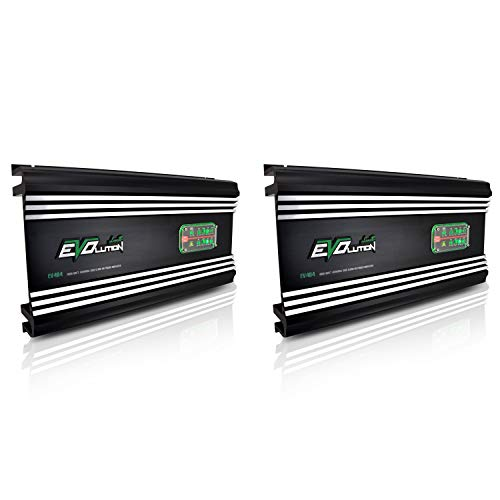 Top Car Dual channel Amplifiers