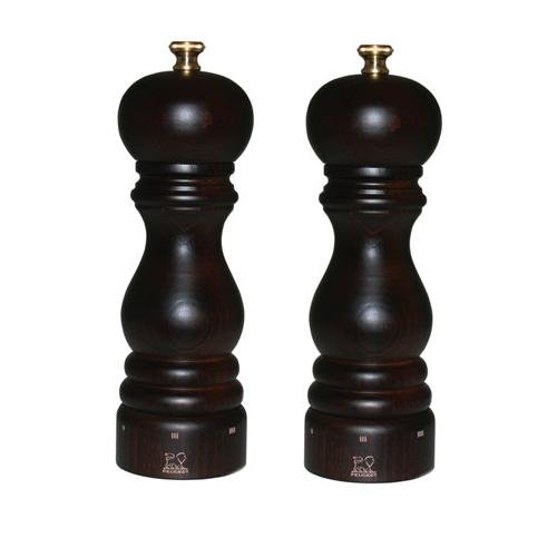 Peugeot Paris u'Select 9 in Salt & Pepper Set - Chocolate