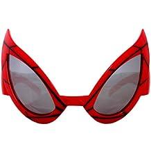 Spider-Man Shaped Sunglasses