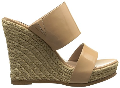 Juicy Couture BRIEEE - Sandalias para mujer Nude Patent