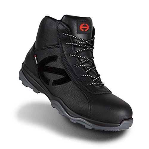 Heckel RUN-R 400 S3 SRC zapatos de trabajo, botas de seguridad modernas, ligeras–