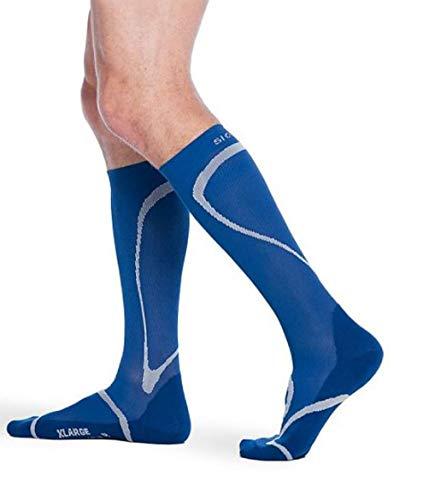 SIGVARIS Men's and Women's Traverse 412C Knee-High Compression Socks