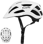 Mountain Bike Helmet Adult Cycling Helmets Adjustable Bicycle Helmet for Women and Men CPSC Certified