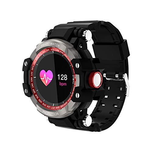 LWPCP Smart Bracelet, Heart Rate Blood Pressure Oxygen Sleep Monitoring Multi-Sport Waterproof Bluetooth Fitness Tracker…