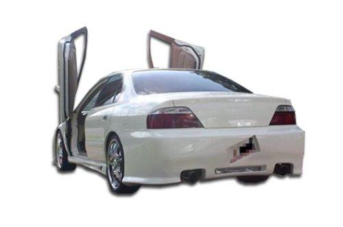 - Duraflex ED-GIU-496 Spyder Rear Bumper Cover - 1 Piece Body Kit - Compatible For Acura TL 1999-2003