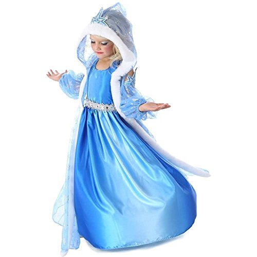 Icelyn the Winter Princess Costume - Large