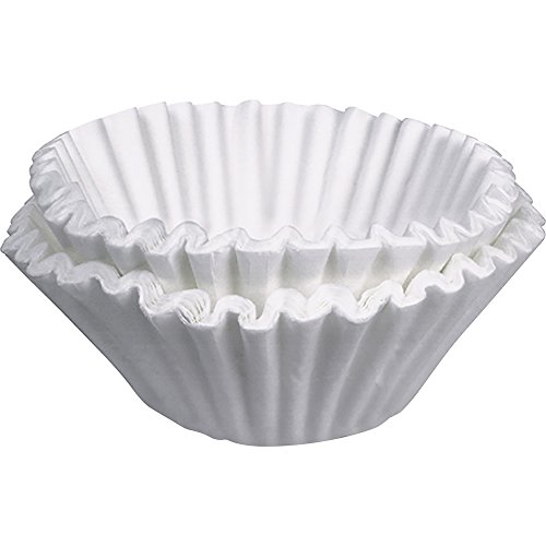 Bunn O-matic Corporation Coffee Filters - Bunn-O-Matic Corporation Products - 12-Cup Regular Filters, Use With VPR/VPS Models, 1000/CT - Sold as 1 CT - Use Quality Filters with Pour-O-Matic coffee brewers to produce delicious coffee. Filter is designed for use with most 12-cup coffee brewers.