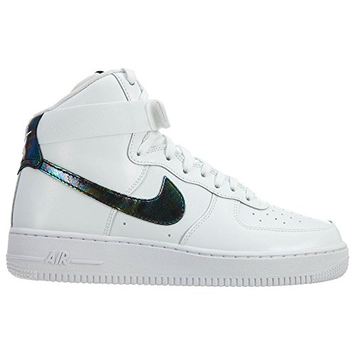 Nike Air Force 1 Hoch '07 Lv8 Mens Style: 806403 Weiß / Metallic Gold