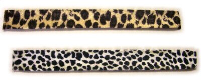 Animal Print Slap Bracelets Assorted
