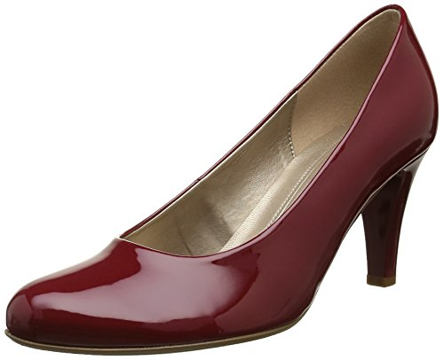 Gabor Shoes 55.210 Damen Geschlossene pumps Rot (cherry (+Absatz) 75)
