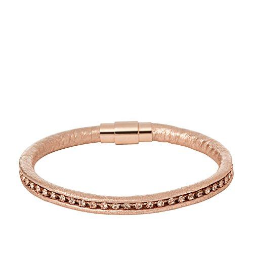 Fossil Strand Bracelet for Women (Rose Gold) (JA6644791)