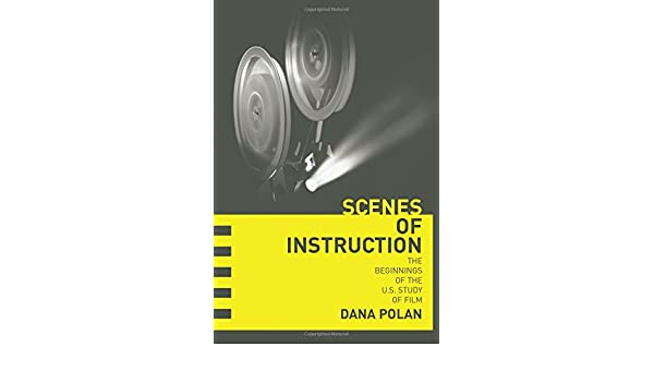scenes of instruction polan dana
