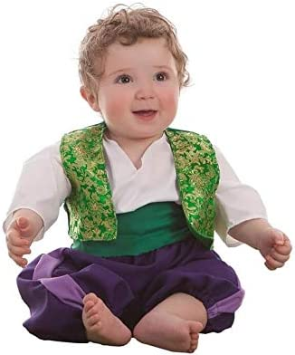 Disfraz de Moro Aladuin para bebé: Amazon.es: Juguetes y juegos