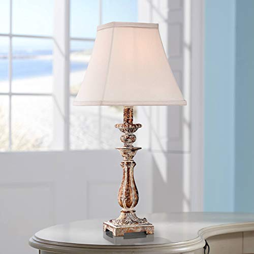 (Alicia Cottage Accent Table Lamp 18