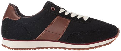 Tommy Hilfiger Mens Modesto Fashion Sneaker Nero