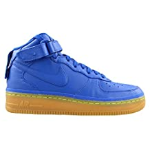 Nike Kids Air Force 1 Mid LV8 820342-400 Basketball Youth Shoes