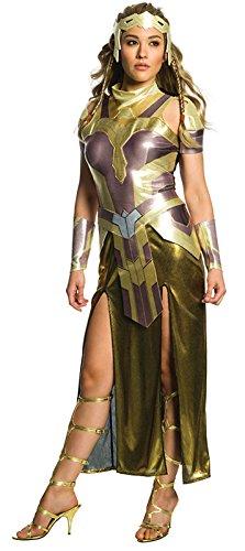 Rubie's Costume Women's Wonder Woman Movie Deluxe Hippolyta Costume, As Shown, -